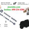 Đổ mực in laser quận 7 giá rẻ