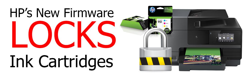 cách khắc phục HP Cartridges bị khóa