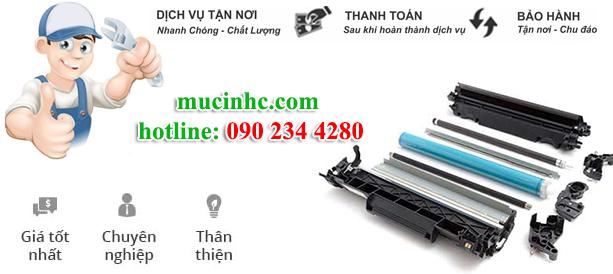nạp mực máy in tại Tây Ninh giá rẻ