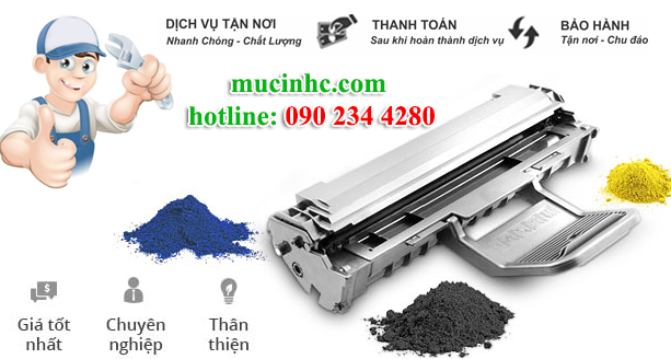 do muc in laser nhanh gia re