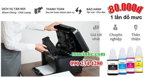 cách xử lý sự cố máy in
